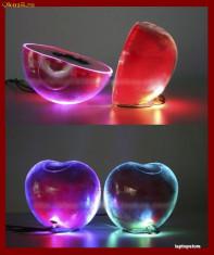 Boxe PC - CADOUL IDEAL, Boxe pe usb, luminiscente, stilizate in forma de MAR calitate inalta a sunetului