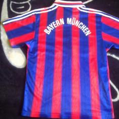 Tricou echipa fotbal, M, Bayern Munchen, Maneca scurta - Tricou adidas bayern munchen original oficial de joc marimea m cel mai vechi
