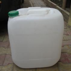 Bidoane (canistre) plastic - Termos/Bidon