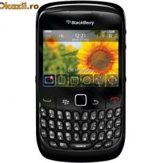 Telefon BlackBerry, Negru, Neblocat, BlackBerry OS, 240x320 pixeli (QVGA), 64K - Blackberry Curve 8520