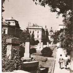 CPI (B603) ARAD, VEDERE DIN ARAD, EDITURA MERIDIANE, CPCS, CIRCULATA, 1962, STAMPILE, TIMBRU FILATELIC