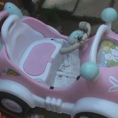 Masina electrica 0-5 ani - Masinuta electrica copii