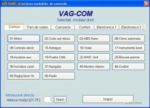 VAG COM VCDS11.11.4 in limba romana - Audi Wv Seat Skoda cu FT232BL  - ULTIMA VERSIUNE ! foto