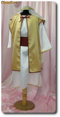 Costum Iosif pentru serbare craciun foto