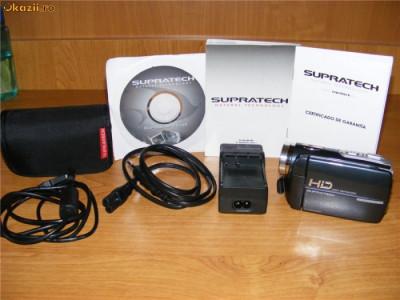 camera video HD Supratech 8m pix nu sony canon panasonic foto foto