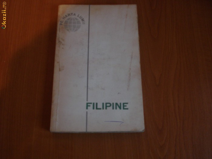 FILIPINE-PE HARTA LUMII foto mare