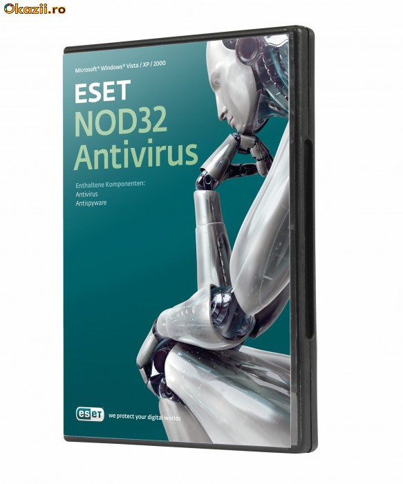 ESET NOD32 Antivirus 4.2.71 + ESET Smart Security 4.2.71 + ESET Remote Admi