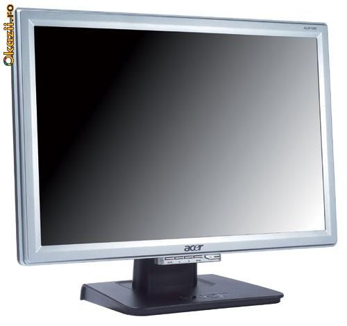"""Monitor Acer AL2416W 24'' FULL HD TFT LCD.   """"Precedenta Urmatoarea.  Fotografia."""