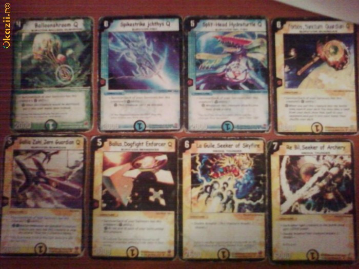 Vand carti duel masters foto mare