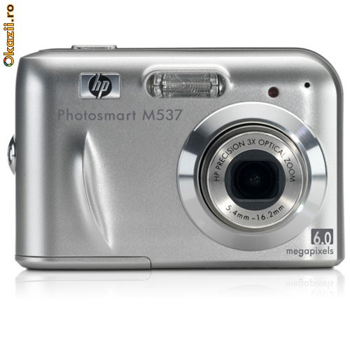 Aparat foto compact HP M537 foto mare