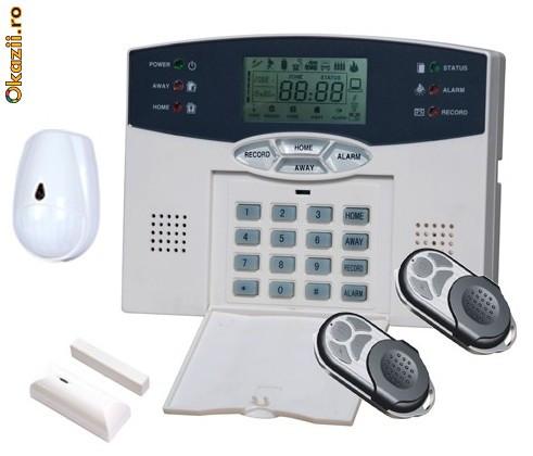 Alarma wireless FORTEZZA PRO TEL-P1D foto mare