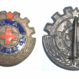 ROMANIA INSIGNA GPAS RPR **, Romania de la 1950