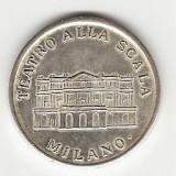 MEDALIE ITALIANA +++ TEATRO ALLA SCALA MILANO argint