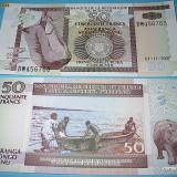 BURUNDI 2007 - 50 FRANCI - UNC - bancnota africa