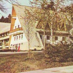 Carti Postale Romania dupa 1918 - S-1309 Jud Suceava Motelul Iliesti Necirculata