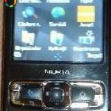 Telefon mobil, 8GB - Vand sau schimb Nokia N95 8gb replica 1:1 (nou)