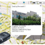 GPS DATA LOGGER, Receiver GPS Bluetooth, Harta online, Kit auto, Wireless/Bluetooth