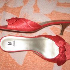 Pantofi BAKERS originali, deosebiti, adusi SUA, marimea 38 - Pantofi dama, Culoare: Rosu