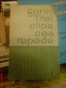 titel, Sorin - Clipa cea repede foto