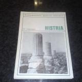 Histria - Em. Condurachi- 1968 - monumentele patriei noastre