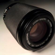 Obiectiv Soligor 70-210mm F4.5 - Capac Obiectiv Foto