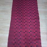 CUVERTURA - TESUTA MANUAL (400x70) - tesatura textila