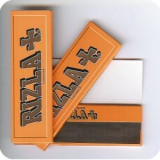 Foite pentru rulat tigari - Rizla Liquorice - made Belgia - Foite tigari