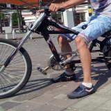 Mountain Bike Nespecificat, V-brake, Otel, Baieti, Drept(Flatbar) - Vand bicicleta..