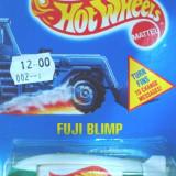 HOT WHEELS- FUJI BLIMP -++HOT WHEELS !! - Macheta auto