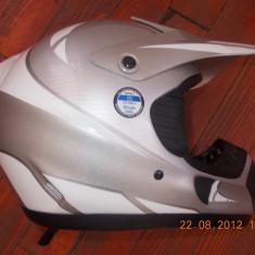 Protectii moto - Vand casca moto cross 4 buc.noi, in folie