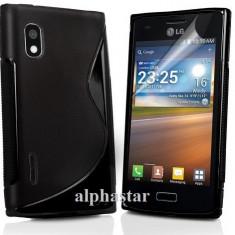 HUSA cel mai ieftin LG OPTIMUS L5 +FOLIE