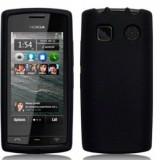Nokia 500 - Telefon mobil Nokia 500, Negru, Neblocat, 3.5'', Smartphone, Touchscreen