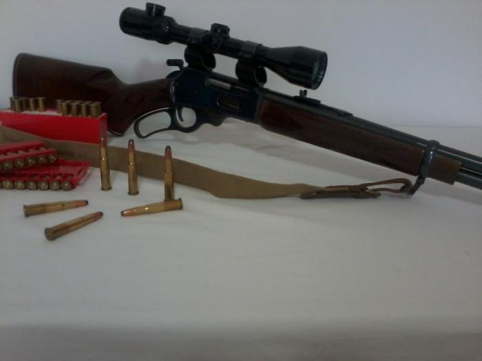 Arma vanatoare cu glont - Marlin 336 foto mare