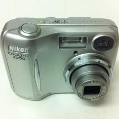 Aparat Foto Marca NIKON COOLPIX 2200 - Aparat Foto compact Nikon