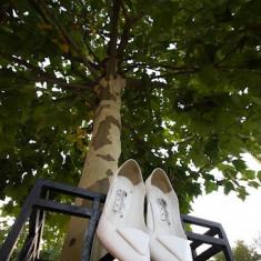 Pantofi dama - Pantofi mireasa Amely