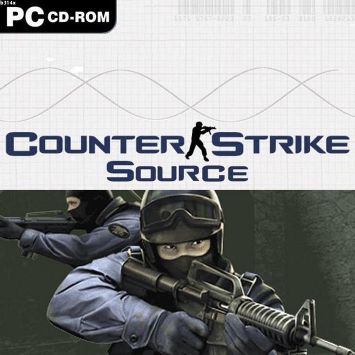 Steam: Counter-Strike 1.6 + Counter-Strike Source + Multe alt