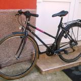 Bicicleta de dama, cadru de otel 21 viteze - Bicicleta Dama, 24 inch, 28 inch