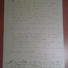 Document germania 1885 - Diploma/Certificat