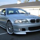 Prelungire bara fata tuning, Bmw, 3 (E46) - [1998 - 2005] - Vand prelungire bara fata BMW E46 Mpakiet pentru pachet M bara M3 ver 3