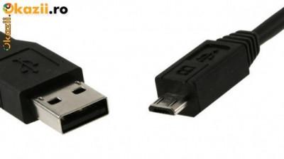 Cablu date Samsung s5610 nou microUSB foto