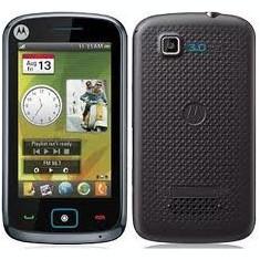 Motorola Ex 122 Tel touchscreen - Telefon mobil