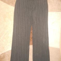 Pantaloni dama, Lungi - OGRETMEN COLLECTION - PANTALONI DE STOFA GROASA, DE CALITATE, NR. 40, CA NOI, GERMANIA