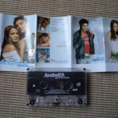 AndreEA cand dansam caseta audio roton records muzica pop dance house - Muzica Dance roton, Casete audio