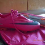 Ghete fotbal Nike, Marime: 42, Barbati - Nike Mercurial Vapor VI pink - nr42