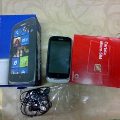 Nokia Lumia 610 White - Telefon mobil Nokia Lumia 610, Alb, Neblocat