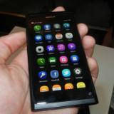 Vand Nokia N9 - Telefon mobil Nokia N9, Negru, 16GB, Neblocat