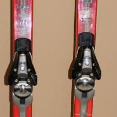 Skiuri - Ski Rossignol Toon 10.1 184cm carving + legaturi Salomon Second Hand