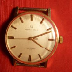 Ceas de mana - Ceas Universal Geneve-Vanguard 56 -Aur 18 K marcat -defect