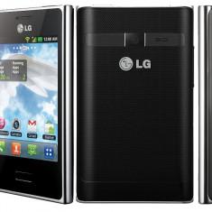LG-E400 Nou in CUTIE SIGILATA - Telefon mobil LG Optimus L3, Negru