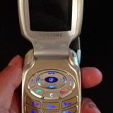 TELEFON MOBIL SAMSUNG SGH T100 DEFECT PENTRU PIESE SAU REPARATIE - Telefon Samsung, Argintiu, Nu se aplica, Fara procesor